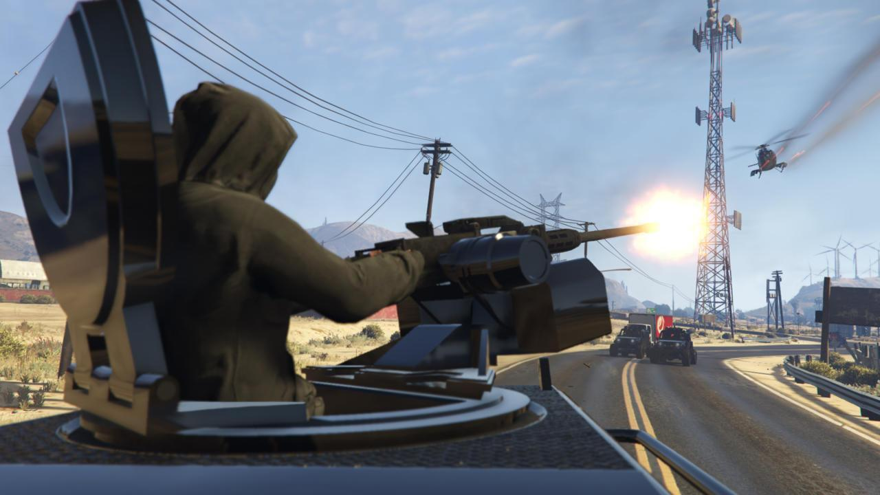 GTA 5 PS4 and Xbox One Graphics Took Hit, But They Will Fix It