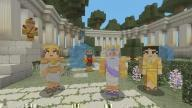 Minecraft Xbox One, PS4 Gets Greek Mythology