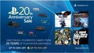 60 PS4, PS3, PS Vita and PSP Games are on Sale