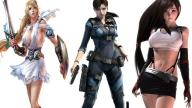 Personnages féminins Gaming