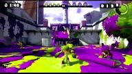 Awesome Start on Nintendo Wii For Shooter Splatoon screen 2