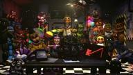 Five Nights at Freddy's Ultimate Custom Night is officially here and it is crazy!