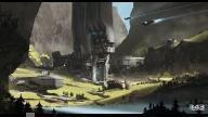 New Halo 5 Warzone Map is Biggest Map Ever Inspired By Original Halo