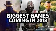 The 2 Biggest Games to Play in 2018 screen 3