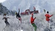 Christmas Gifts Are Extended by Rockstar