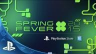 PlayStation 4 Spring Fever Sales Revealed