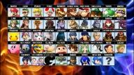 Super Smash Bros. 3DS Roster exposta por via não oficial Livestream
