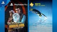 May's Free PlayStation Plus Games Now Available