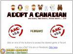 Adopt a Canadian screen 2