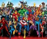 Marvel-Universum on-line Bildschirm 1
