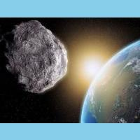 Asteroid due to shave past Earth