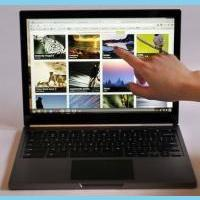 Google unveils the Chromebook Pixel touch-screen laptop