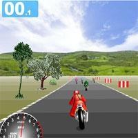 123 Go Motorcycle Racing