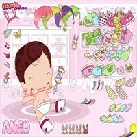 Aneu Baby Dress Up