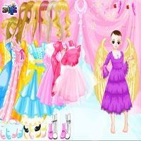 Angel Land Dressup