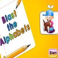 Blast the Alphabets