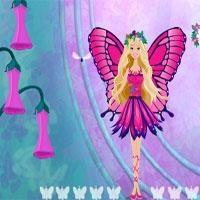 Barbie papillon