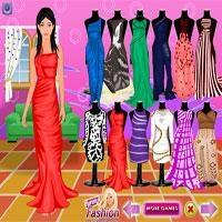 Celebrity Fashion Dressup