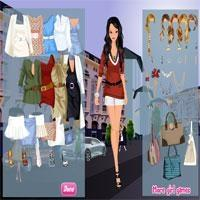 Printemps chic mode Dress Up
