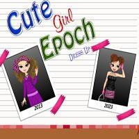 Cute Girl Epoch Dress Up