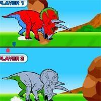 डायनासोर राजा Dinolympics
