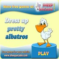Dress up pretty albatros