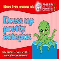 Dress up pretty octopus