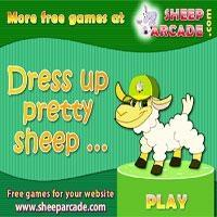 Dress up pretty sheep