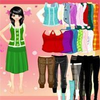 Fashion House Dress Up