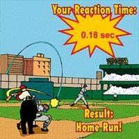 Fastball Reaction Time