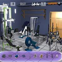 Find Objects In Gym
