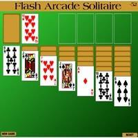 Flash-Arcade Solitaire