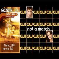 Gossip Girl Match Game
