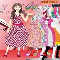 Kelly Candy Girl Dressup