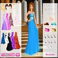Lady Gowns Eleganz-Dress Up