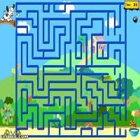 Maze Game Game Play 15