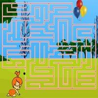 Maze Game Game Play 25