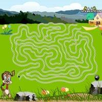 Maze Game Play 26