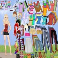 Mod Teen Dress Up