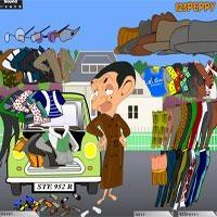 Mr Bean Dress Up Jeux