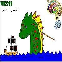 Nessie Coloring