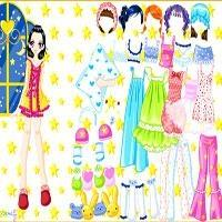 Pyjama-Party-Dress Up