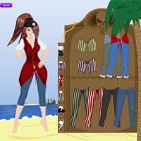 Pirate Girl-Dress Up