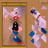 Puzzle Mania Popeye