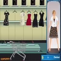 Shop N Dress Basket Ball Game Teenage Dress