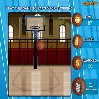 Shop N Dress Basket Ball gioco