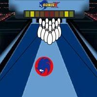 Sonic die Igel SonicX Bowling