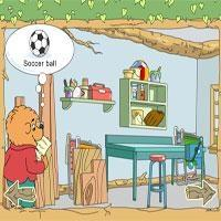 The Berenstain Bears Pack ein Picknick