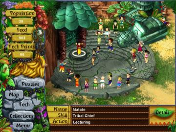Virtual villagers the secret city online free game july