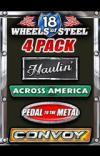 18 Wheels of Steel Bundle